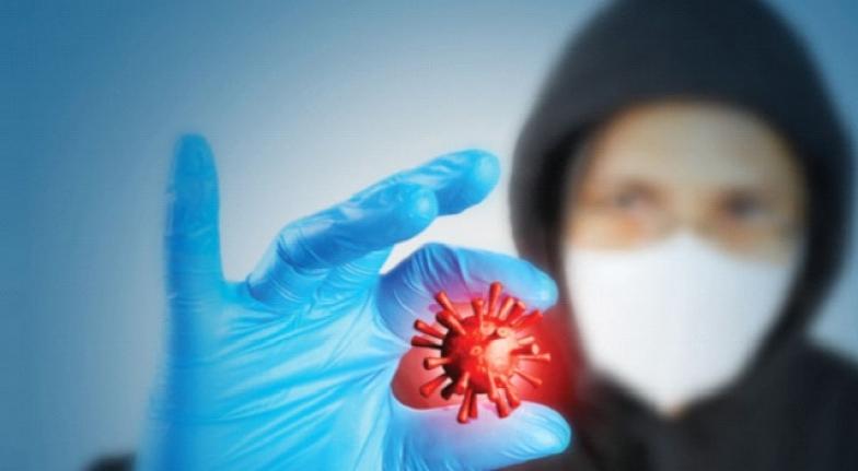 Eldiven 'Virüs' Taşıyabilir