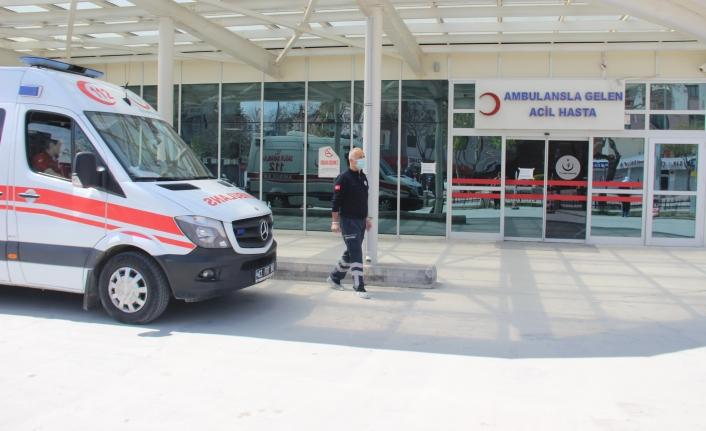 Hemşerimiz Ambulans Uçakla Konya'ya Getirildi