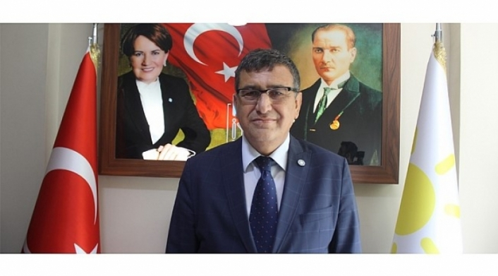 İyi Parti İl Başkanı İsmet Hatipoğlu'nun Beraat Kandili Mesajı