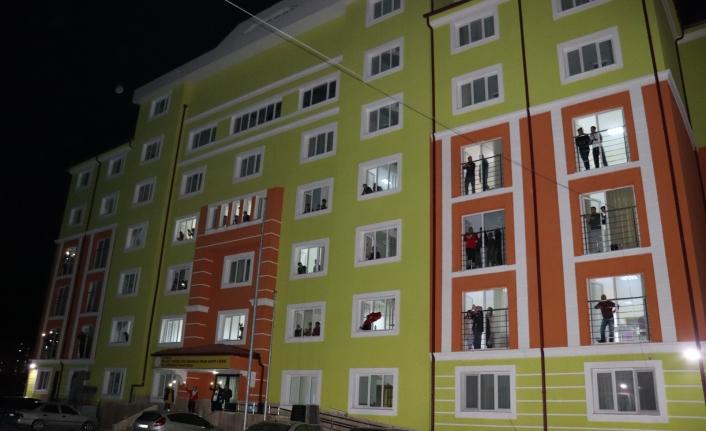 Karaman'da Ceza Evi Personeli İzole Edildi
