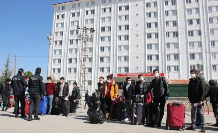 KKTC'den Gelenler Negatif Çıktı, Evlerine Gönderildi
