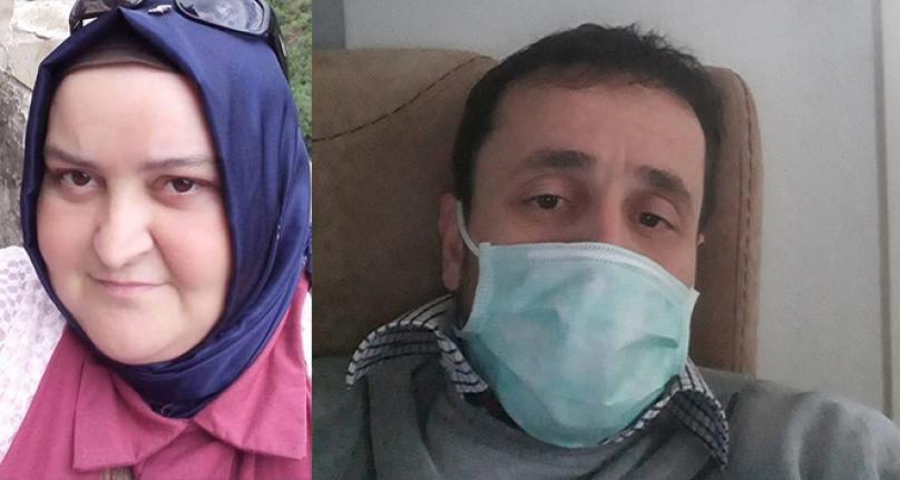 Korona Virüsten Eşini Ve Bebeğini Kaybeden Acılı Baba Konuştu