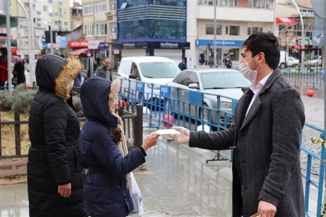 """Musa Değirmencioğlu: """"20 Bin Adet Maskeyi Karaman Halkına Dağıtacağız"""""""