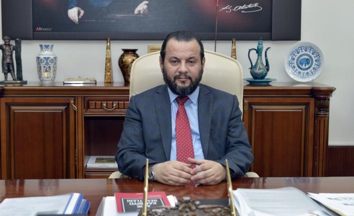Rektör Akgül'ün 1 Mayıs Emek ve Dayanışma Günü Mesajı