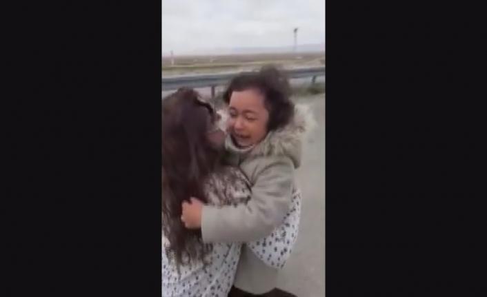 Sağlık Çalışanı Anne'den Küçük Kızına Süpriz