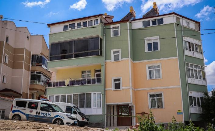 Karaman'da Bir Apartman Karantinaya Alındı