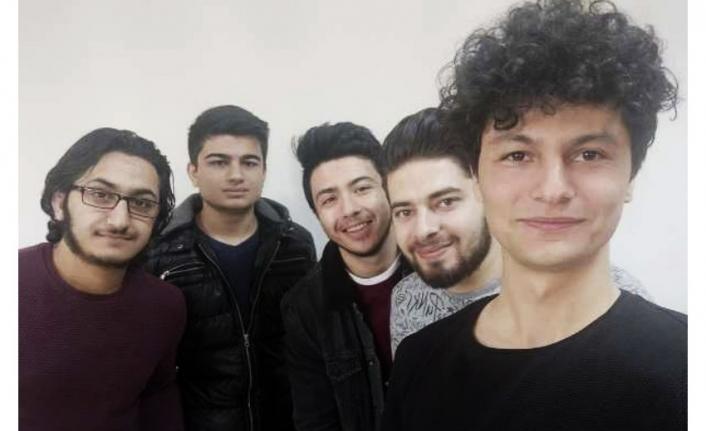 KMÜ Öğrencilerinden Teknofest'e Üç Proje Daha