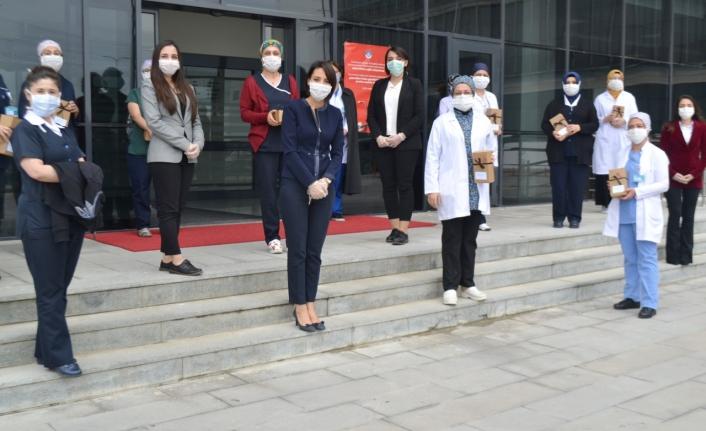 MEDAŞ'tan Sağlıkçılara Anneler Günü Süprizi