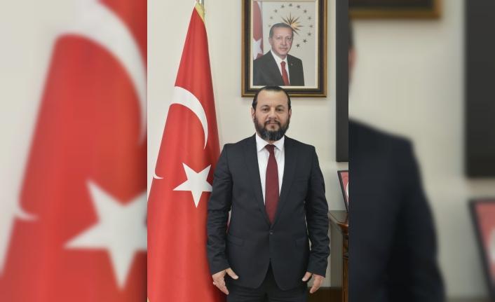 Rektör Akgül'den 19 Mayıs Mesajı