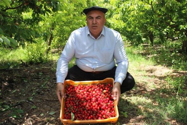 """Başkan Bayram: """"Karaman'da Üretilen Kirazlar, 1 Yıl Önceden Satılıyor"""""""