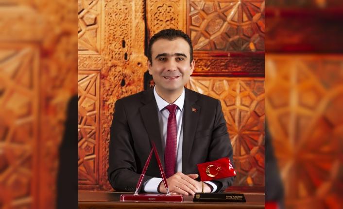 """Başkan Kalaycı: """"Karaman'ın İl Oluşunun 31. Yılını Kutluyorum`"""