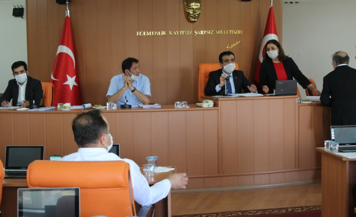 Belediye Encümen ve Komisyon Üye Seçimleri Yapıldı