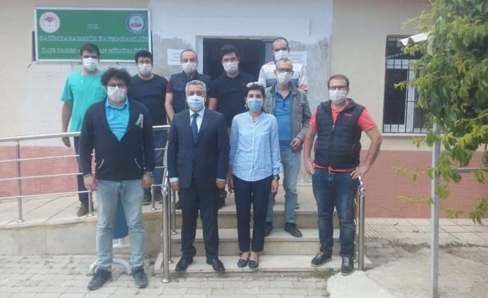 İl Müdürü Yusuf Şahinbaş'tan Kazımkarabekir İlçesine Ziyaret