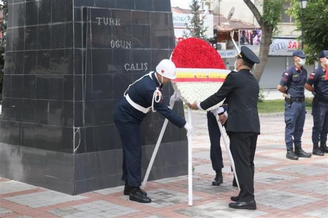Jandarma 181. Yaşı Karaman'da Kutlandı