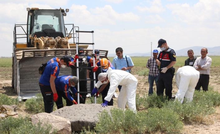 Karaman'da Kayıp Çobanın Cesedi Su Kuyusunda Bulundu
