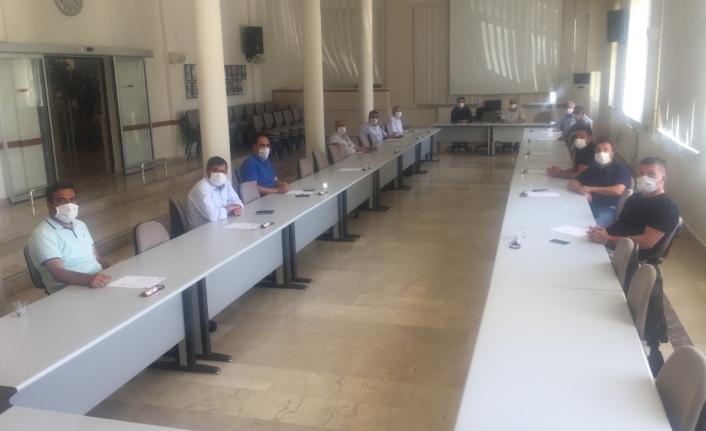 Karaman Ticaret Borsası Hububat Sezonu Öncesi İlk Meclis Toplantısını Gerçekleştirdi