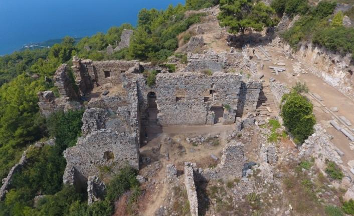 KMÜ, Syedra Antik Kenti Arkeolojik Kazı Projesi İçin Gün Sayıyor