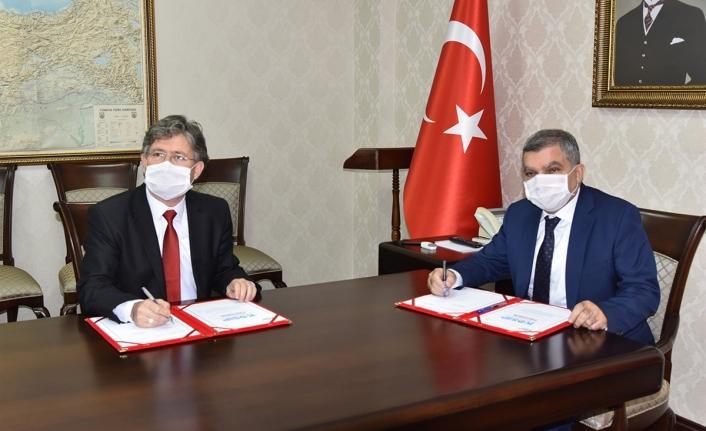 Kuraklığı Önlemek Amacıyla KOP Destek Protokolü İmzalandı