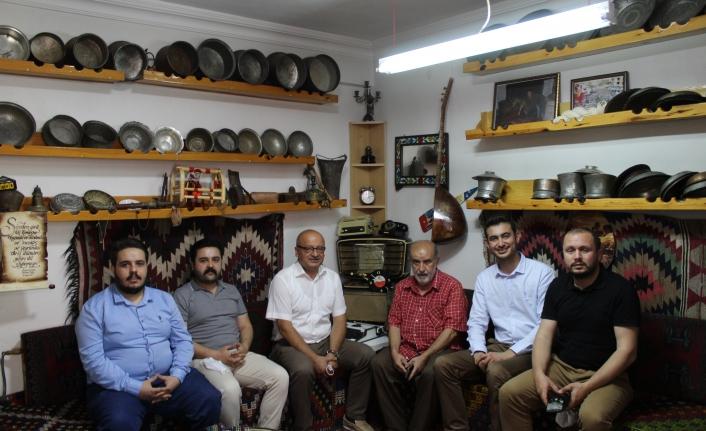 CHP Heyetinden KGRT'ye Ziyaret