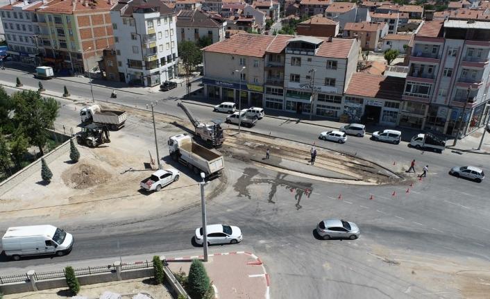 Karaman Belediyesi Çalışmalara Ara Vermeden Devam Ediyor
