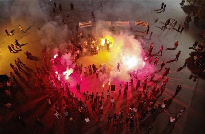 Karaman Belediyespor'un 3. Lig Coşkusu