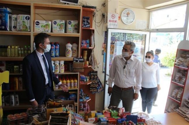 Ayrancı'da Sağlık İçin Hepimiz İçin Denetimleri Gerçekleşti