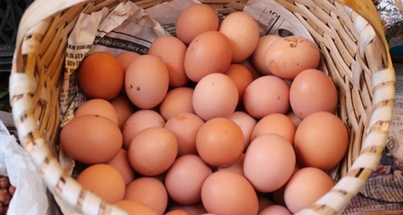Karaman'da Fiyatı En Çok Artan Ürün Yumurta Oldu
