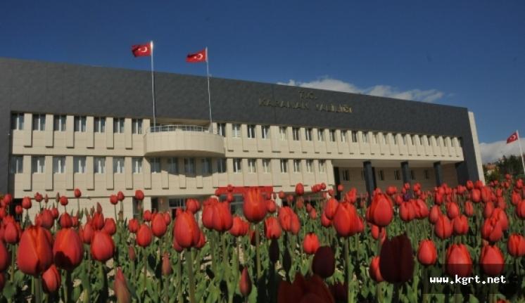 Karaman'da Kamu Kuruluşlarına İkram Yasağı