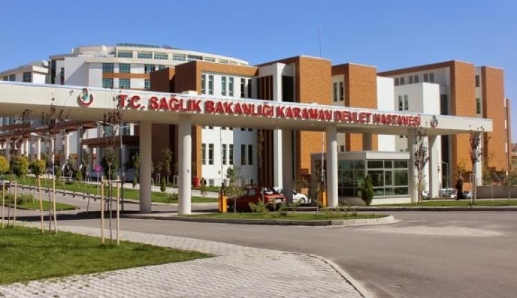 Karaman'da Salgın Denetim Merkezi Kuruldu