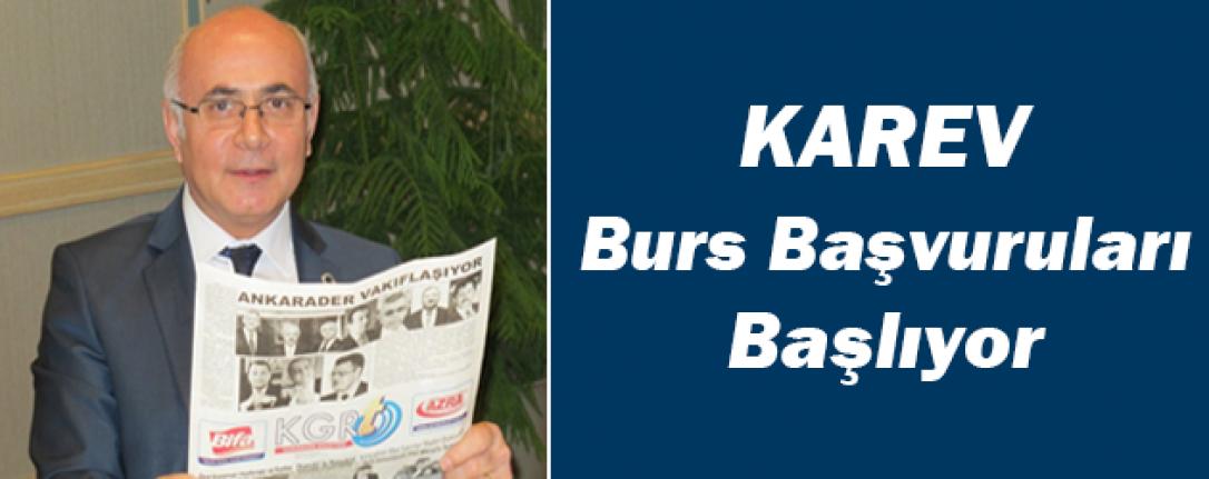 KAREV Burs Başvuruları Başlıyor