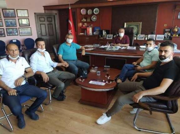 Öğrenci Servisi İşletmecileri`nin Sıkıntıları Ankara'ya İletildi