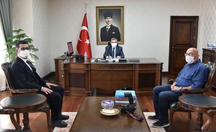 Anadolu Ajansından Ziyaret