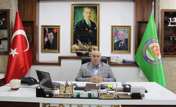 """Başkan Bayram: """"Pancar Çiftçimizin Mağduriyeti Biran Evvel Giderilsin"""""""