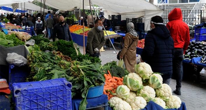 Karaman'da Pazar Yerlerine Yeni Düzenlemeler Getirildi