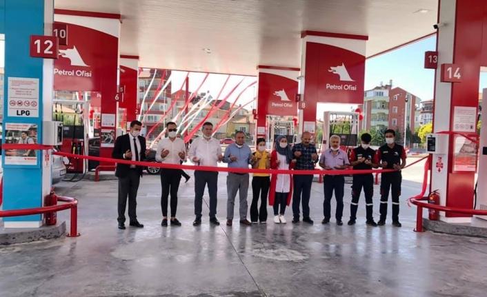 Karaman Yurtpet Petrol 6. İstasyonunu Açtı