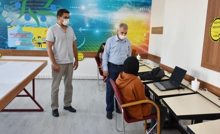 Karaman'da EBA Noktaları Kuruldu