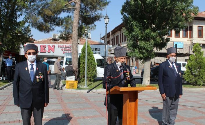 Karaman'da Gaziler Günü Kutlandı