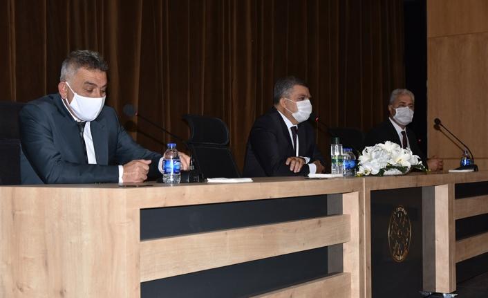 Karaman'da Karantina Önlem Ve Tedbirler Genişliyor