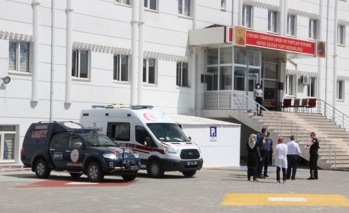 Karaman'da Karantinaya Uymayan 6 Kişi KYK Yurduna Yerleştirildi