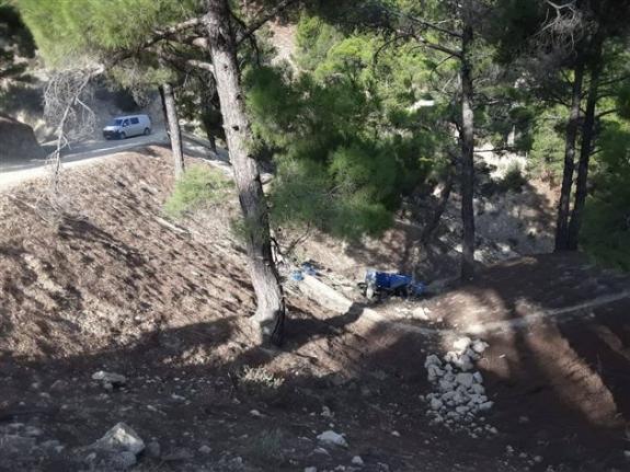Patpat Motor Kazası: 1 Ölü, 2 Yaralı