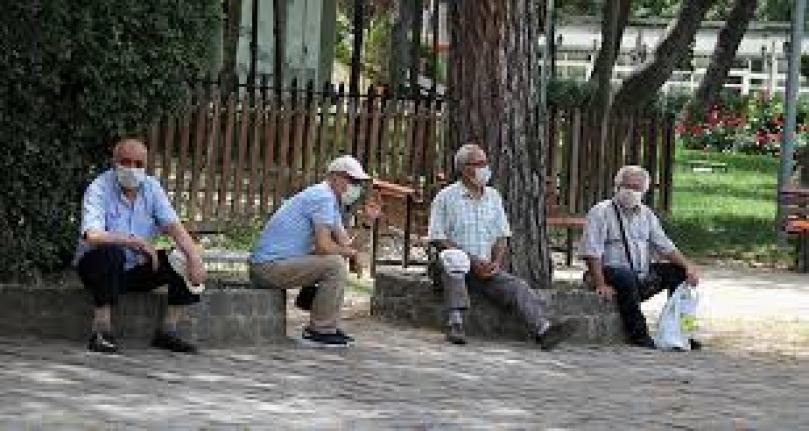 Karaman'da 65Yaş Üstüne Kısıtlama