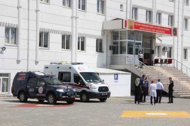 Karaman İl Pandemi Kurulu'nun 107 Numaralı Kararı