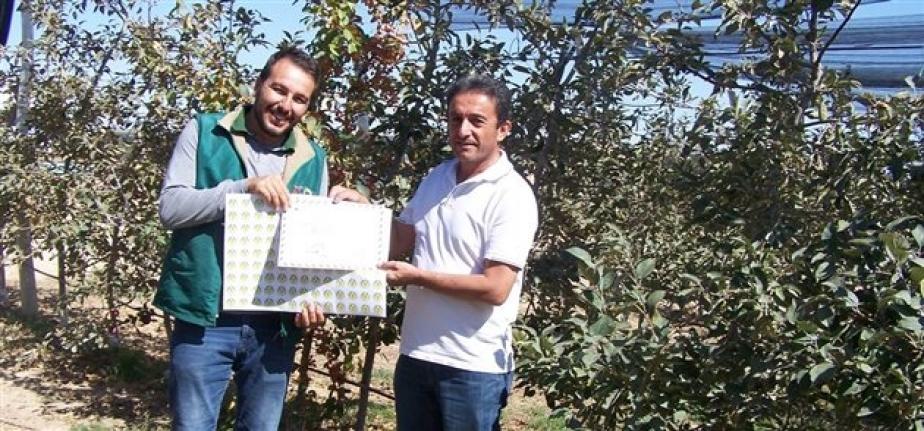 Karaman'da Entegre Kontrollü Ürün Yönetimi Devam Ediyor