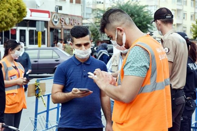 Karaman'da Gönüllü Salgın Denetçiliğine İki Katı Başvuru