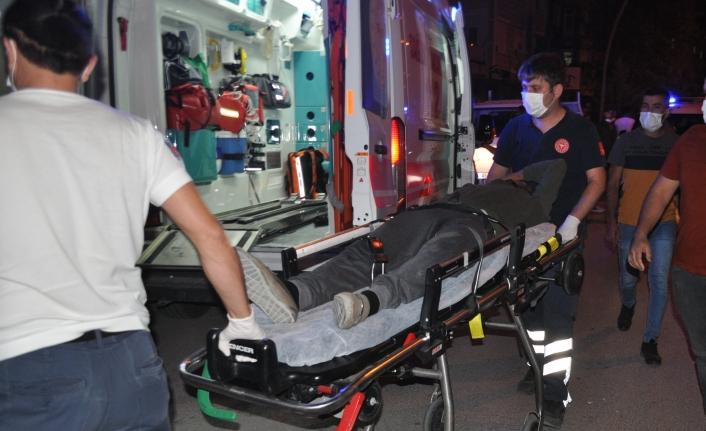 Karaman'da Tıraş Olamaya Gittiği Berberde Kör Kurşunla Yaralandı