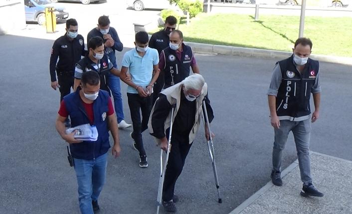 Karaman'da Uyuşturucudan 2 Kişi Tutuklandı