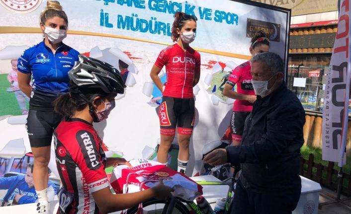 Karamanlı Bisikletçi Gümüşhane'de Şampiyon Oldu
