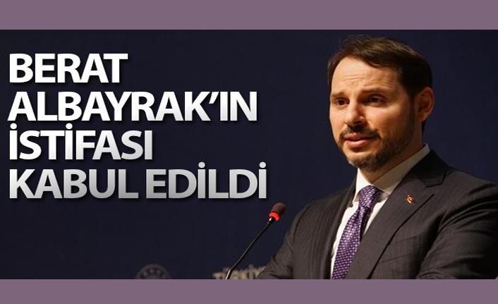 Cumhurbaşkanı Erdoğan, Bakan Albayrak'ın İstifasını Kabul Etti