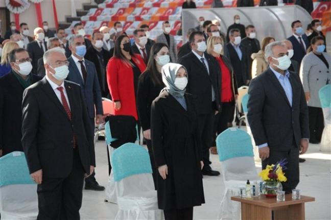 Karaman AK Parti 7. Olağan Kongresi Yapıldı