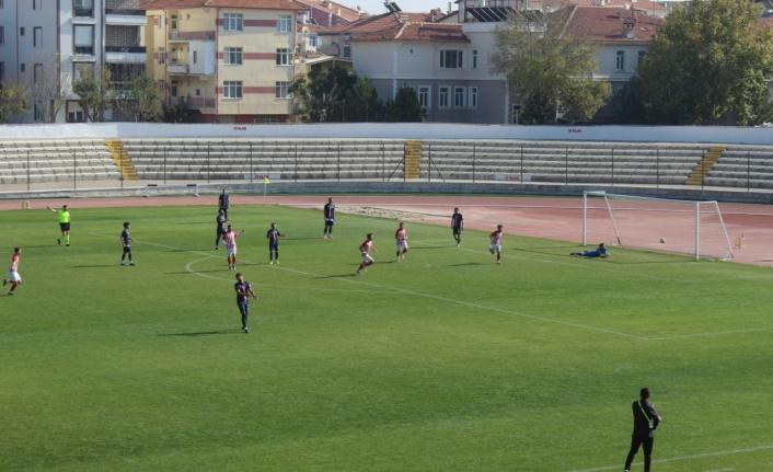 Karaman Belediyespor Fosfat Spor'u Elinden Kaçırdı